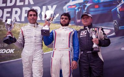 Mahaveer wins maiden BOSS GP race