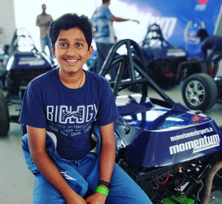 Chirag dazzle on day one on JKNRC 2019 Round 1