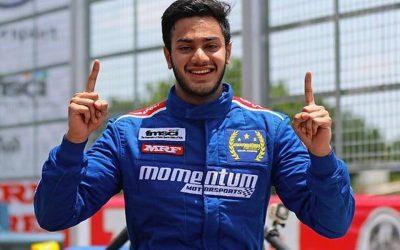 Ashwin Datta seals Formula LGB 1300 title